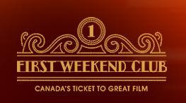 First Weekend Club Logo