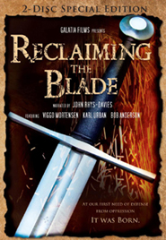 Reclaiming the Blade DVD Cover