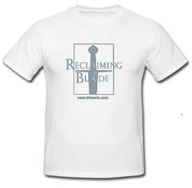 Reclaiming the Blade T-Shirt