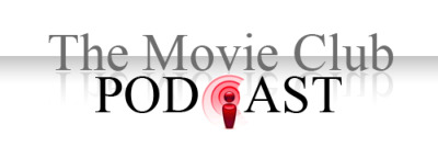 Movie Club Podcast Logo