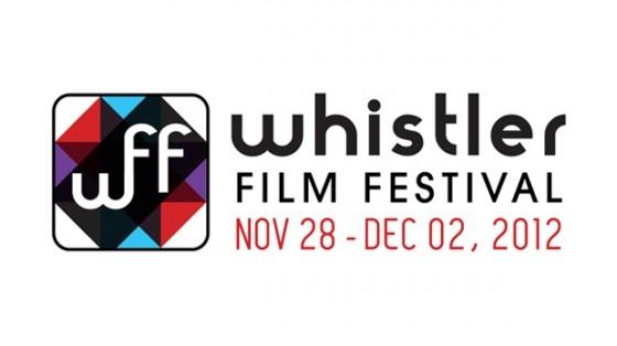 Whistler Film Festival 2012 Banner
