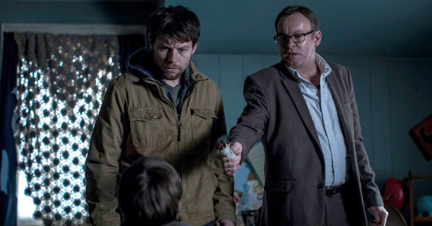 Outcast; a possession thriller done right